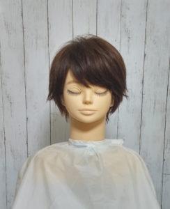 吉瀬美智子の髪型ショートレイヤー