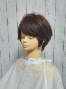 吉瀬美智子の前髪