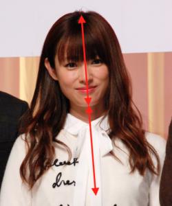 深田恭子の髪型はセミロング