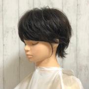 波瑠さんのショートと似合わせについて美容師が切って解説してみた