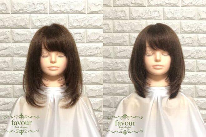 有村架純の髪型と似合わせ