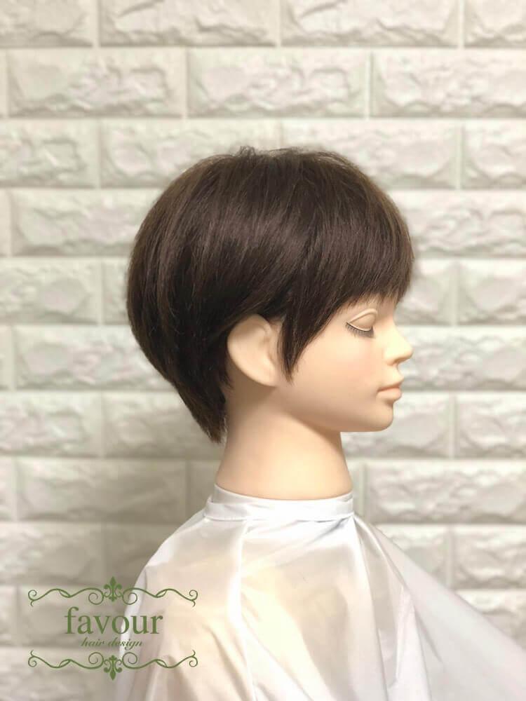 本田翼 ショートヘア サイド