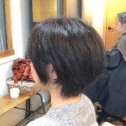 多毛・膨らむくせ毛を木村文乃風ショートヘアに